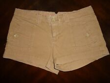 Women's AE American Eagle Outfitters Brown Shorts Mini  Small See Measurements
