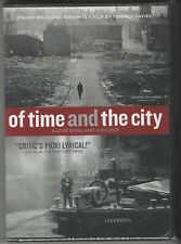 DVD documentary OF TIME AND THE CITY  Liverpool UK Terence Davies 2009 Unopened!