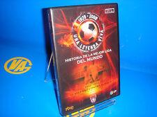 Pelicula EN DVD -HISTORIA DE LA MEJOR LIGA DEL MUNDO-1928-2008 documental