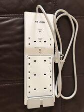 Belkin Pure AV 8 Socket Home Theatre Surge Protector