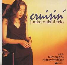 JUNKO ONISHI TRIO   CD   CRUISIN'