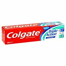 Colgate Triple Action Toothpaste - Triple Benefits - 100ml