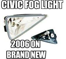 Honda Civic 2006-11 Right drivers front fog lamp spot light NEW FG42R