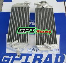 aluminum radiator FOR Suzuki RM250 RM 250 2-stroke 1999 2000 99 00