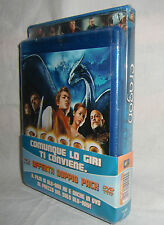 Lotto Stock Blu-ray + Dvd doppio Pack **ERAGON** Nuovo Sigillato 2006