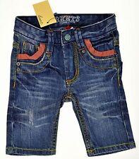 Beets ●● strani Jeans-Bermuda Shorts con ricamo tg. 80 NUOVO M. et.