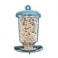 Mangeoire pour Oiseaux Nourriture Distributeur Porte- de Jardin Wildvogel