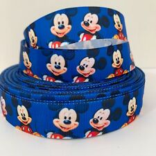 Yard espías Disney Mickey Mouse Donald Duck carácter de cinta del grosgrain