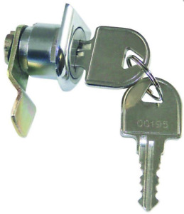 DAD Replacement Post Box Lock for Mail Box, c/w 2 Keys * Fast free delivery *