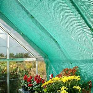 Shade Cloth For Palram Snap And Grow And Hobby Greenhouses - 8.5' X 7.5' - Green