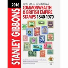 Very Good 085259951X Hardcover 2016 Commonwealth & Empire Stamps 1840-1970 (Stam