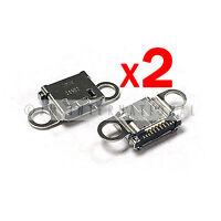 2X Samsung Galaxy Alpha SM-G850A G850F USB Charger Charging Port Dock Connector