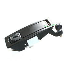 Black Compression Latch OEM Replacement Flush Lever Adjustable Cabinet Lock