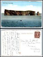 CANADA Postcard - Quebec, Perce Rock P51