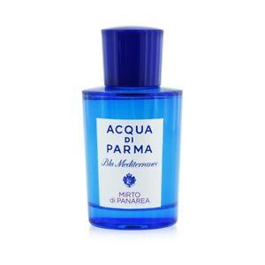 NEW Acqua Di Parma Blu Mediterraneo Mirto Di Panarea EDT Spray 75ml Perfume