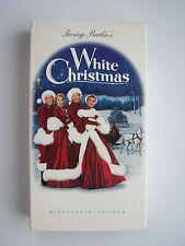 White Christmas VHS Video Tape Bing Crosby Danny Kaye