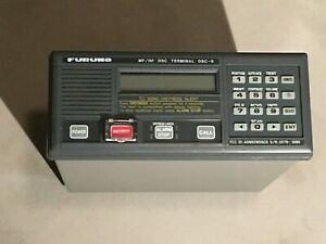 Furuno MF/HF DSC Terminal DSC-6