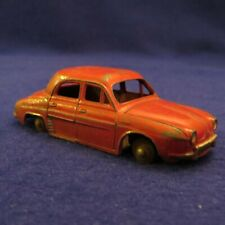 Dinky Toys no. 24E  Renault Dauphine Red France Meccano - SEE PICS
