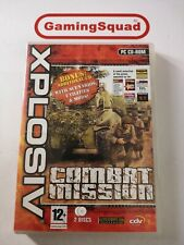 Combat Mission (Xplosiv) PC, Supplied by Gaming Squad