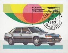 Madagaskar / Malagasy Bl. Nr. 206 - Renault 25
