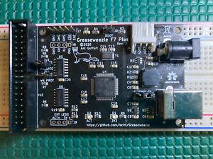 Greaseweazle F7 Plus USB Flux Floppy Reader/Writer [STM32F7 Version]