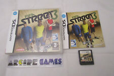 FIFA STREET 3 NINTENDO DS (complet, envoi suivi)