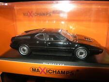 1:43 MaXichamps BMW M1 1979 black/schwarz Nr. 940025021 OVP