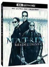 Matrix Revolutions (4K Ultra HD + Blu-Ray Disc)