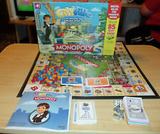 2012 CityVille Monopoly Fast Dealing Property Trading Game A2052 Complete