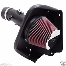 K&N Typhoon Cold-Air Intake for 09-16 Nissan MAXIMA w/3.5L V6, +13HP