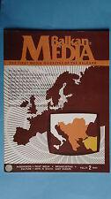 (R1_8) BalkanMEDIA - 2/1994 - Theatre on the Balkans / Cinema in Bosnia