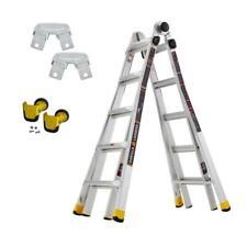 22 Ft Reach Mpxa Multi Position Laddermpx Wheel Kitmpxa Rail Bracket Kit