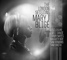 Mary J Blige THE LONDON SESSIONS Gatefold CAPITOL RECORDS New Sealed Vinyl 2 LP