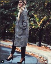 Zara Knee Wool Blend Outer Shell Coats, Jackets & Waistcoats for Women