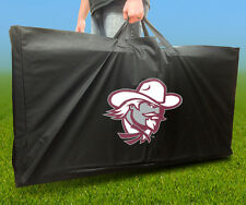 Eku Eastern Kentucky Colonels Cornhole Board Carrying Case Storage Carry Bag