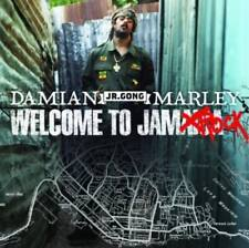 DAMIAN MARLEY JR WELCOME TO JAMROCK 2005 CD REGGAE FUSION NEW