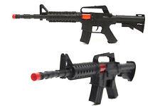 POLICE Kinder Spielzeug Maschinen Gewehr RATTER-SOUND Funken 44 cm MP Pistole