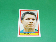 N°35 JOSE TORREALBA VENEZUELA PANINI FOOTBALL COPA AMERICA 2007