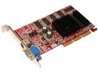 ATI Radeon 7500 - Gigabyte GV-AR64S - 64MB AGP Video Graphics Card [5746]