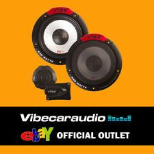 "Vibe PULSE6C-V4 | 6.5"" 240 Watts 4ohm component speaker"