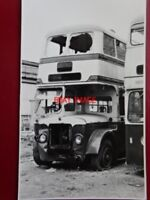 PHOTO  SCRAPPED WEST MIDLAND'S BUSES
