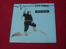 """Life Force:  Man in a million 7""""  EX+"""