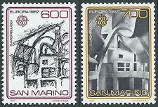 1987 EUROPA SAN MARINO MNH ** - B