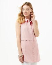 Phase Eight Maida Sleeveless Tunic Pink Size UK 8 LF079 KK 03