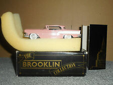 BROOKLIN EDSEL CITATION  1958 1:43  western models
