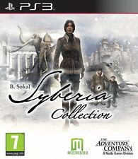 Syberia collection complète pour pal PS3 (new & sealed)