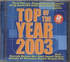 Top of the year 2003 - CREMONINI VASCO ROSSI 883 - 2 CD NEAR MINT CONDITION