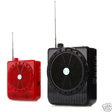 Portable Rechargeable Voice Amplifier Microphone Loudspeaker for Teaching Guide
