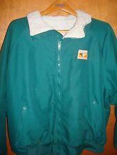 "Brand New Anderson Window Sales Jacket Men's Large Deep Green ""Handsome Jacket"""