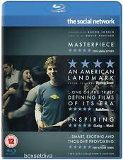 THE SOCIAL NETWORK- * BRAND NEW BLU-RAY*